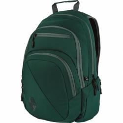 Batoh Nitro Stash ponderosa, městský batoh tmavě zelený