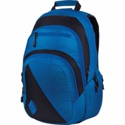 Městský studentský batoh Nitro Stash blur brill. blue