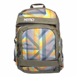 Batoh Nitro Drifter geo orange