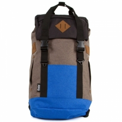 Batoh G.RIDE Arthur-M brown/black/blue