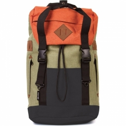 Batoh G.RIDE Arthur -M orange/green/black