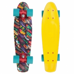 "Penny board Baby Miller Expression feather 23"" (58 cm)"