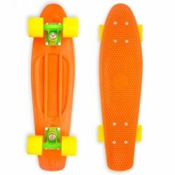 "Penny board Baby Miller Original fluor orange 23"""