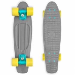 Penny board Baby Miller Old Is Cool stone grey 23""