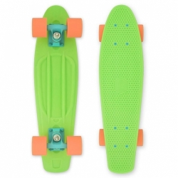 "Penny board Baby Miller Ice Lolly lime green 23"", pennyboardy 58 cm"