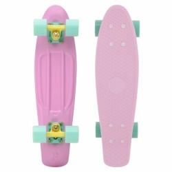"""Dívčí a dámský Penny board Pastel lilac 22"""""""