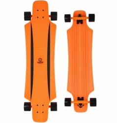 Plastový longboard Tempish Buffy orange 36""