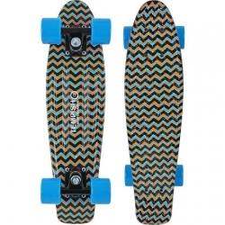 """Skateboard Tempish Buffy Retro 22,5"""", pennyboard pro děti i dospělé"""