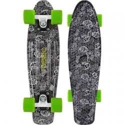 Plastový skateboard Tempish Buffy Wham, penny board pro děti, pennyboardy