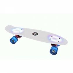 """Svítící skateboard / penny board Tempish Buffy Flash 22,5"""" s podsvícením"""