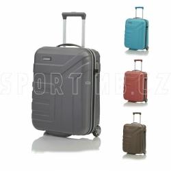 Malý příruční kufr Travelite Vector 55 cm, levné kabinové kufry na kolečkách 55 x 40 x 20 cm