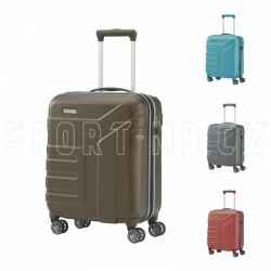 Příruční skořepinový kufr na 4 kolečkách Travelite Vector 55 cm