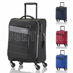 Ultralehký paluvní kufr na 4 kolečkách Travelite Kite 4w 54 cm, cestovní kufry příruční