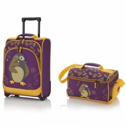 Dětská sada, dětský cestovní kufr a taška Travelite Youngster Hedwig