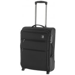 Příruční cestovní kufr Titan Cloud 2w S black, palubní kufry s TSA zámkem