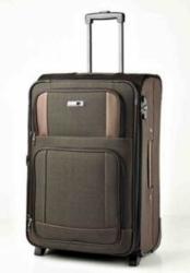 Kabinový malý cestovní kufr na 2 kolečkách Carlton Zest brown/hnědý, rozšiřitelné palubní kufry