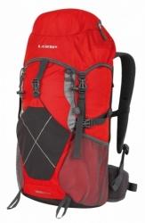 Turistický outdoor batoh Loap Ventro 36+5 červený