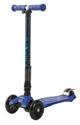 Dětská koloběžka Maxi Micro T skládací - modrá