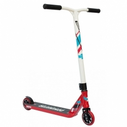 Freestyle koloběžka Dominator Sniper Scooter red/white