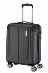 Palubní pevný cestovní kufr na 4 kolečkách Travelite City 55 cm