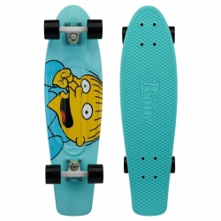 "Longboard Penny The Simpsons 27"" ralph"