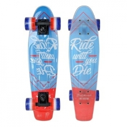 Skateboard Tempish Buffy 3xFlash ride