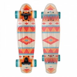 Skateboard Tempish Buffy 3xFlash aztec
