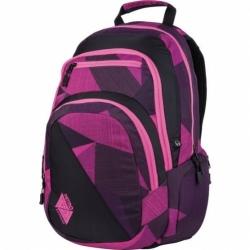Dámský městský batoh Nitro Stash 29 fragments purple 29 L