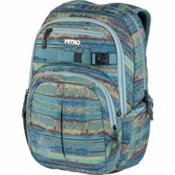 Batoh Nitro Chase frequency blue 35 L
