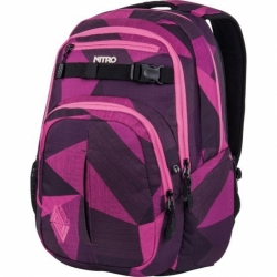 Batoh Nitro Chase fragments purple 35 L