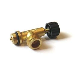 Odtlačný ventil na 2 kg PB lahev