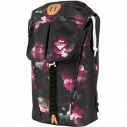 Městský větší dámský batoh Nitro Cypress black rose