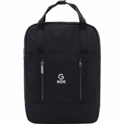 Malý dámský batoh/kabelka G.RIDE Diane black essential line