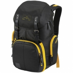 Středně velký batoh Nitro Weekender golden black