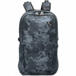 Batoh Pacsafe Vibe 25L Backpack grey camo se zamykáním