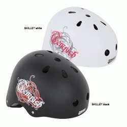 Dětská helma na in-line brusle, skateboard, freestyle koloběžku, přilba Tempish pro děti a juniory