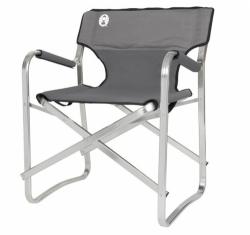 Skládací kvalitní a pevná nerez židle Coleman ALU khaki