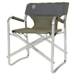 Lehká, kvalitní a pevná hliníková židle Coleman skládací