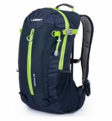 Sportovní turistický a cyklo batoh Loap Alpinex 25 L black/green