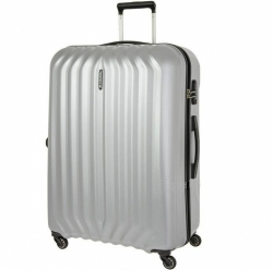 Kufr na 4 kolečkách Carlton Sonar 79 cm, plastové velké cestovní kufry do letadla