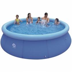 Kruhový zahradní bazén Prompt 360 x 76 cm, prstencové bazény pro děti i dospělé