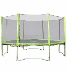 Nejlepší a největší trampolína 460 cm, kvalitní trampolíny s ochrannou sítí